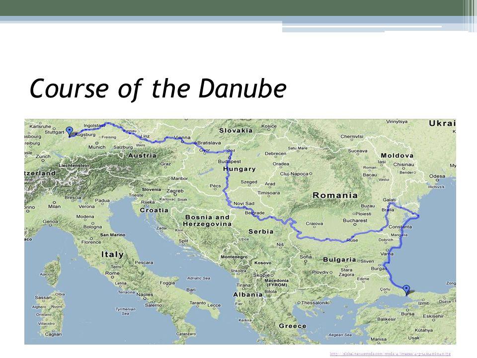 Httpswwwplusatfluessedonaujpg Facts Europes Second - Danube river location on world map