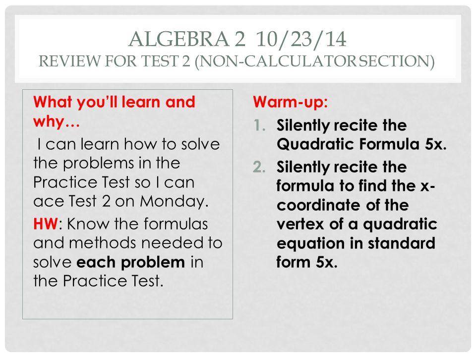 Standard Form Quadratic Equation Calculator - Jennarocca