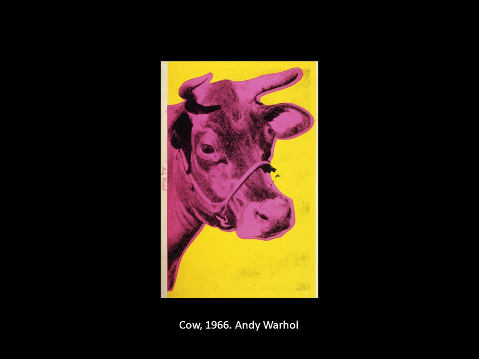 Cow, Andy Warhol