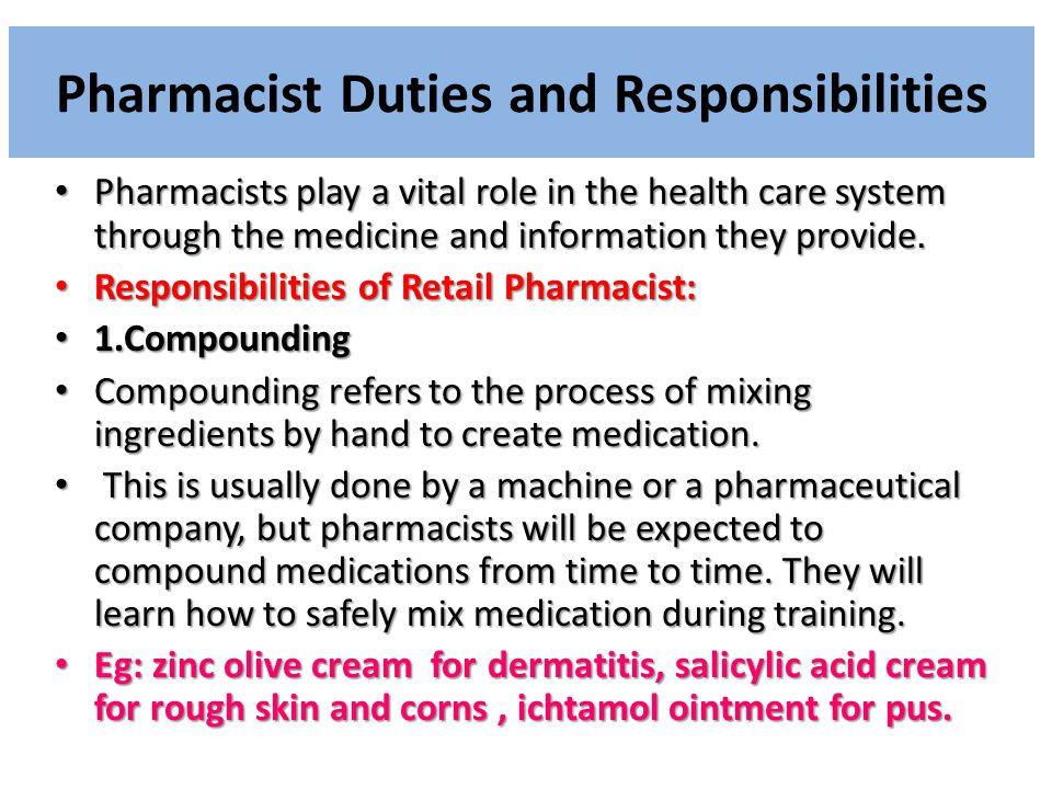 What are OTC drugs 2 Overthecounter OTC drugs OTC drugs are – Responsibility of a Pharmacist