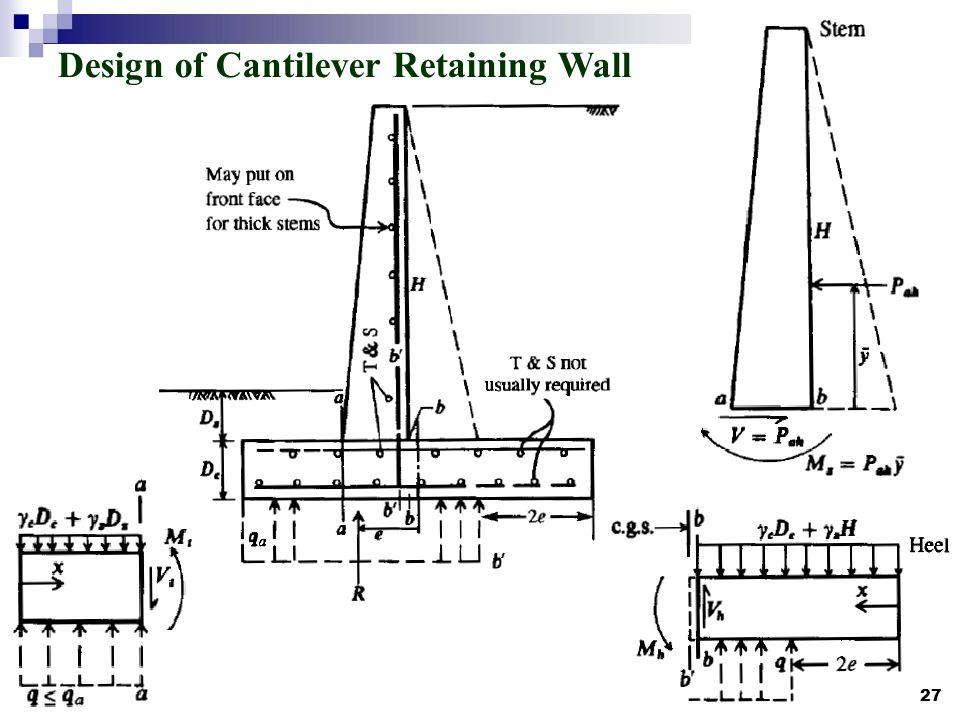Concrete Retaining Walls Design Markcastroco