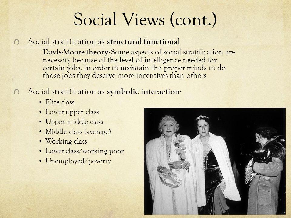Explaining Stratification   Sociology  Understanding and