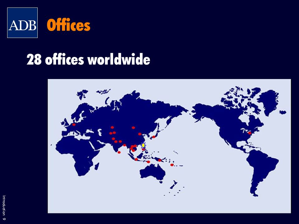 Introduction 9 28 offices worldwide Offices