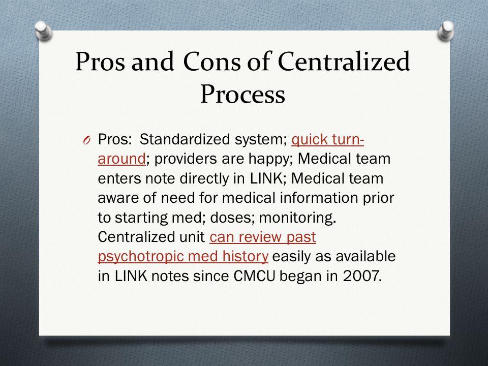 Privatized health care pro/cons?
