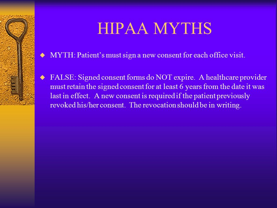 HIPAA Privacy and security checklist Can you say YES to each of ...