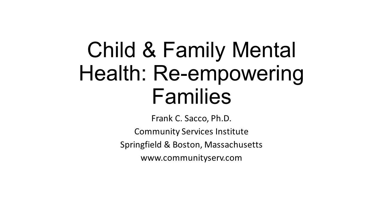 mental health Springfield