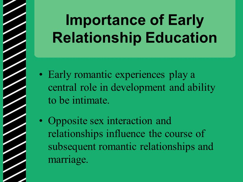 Importantance of sex in a relationship