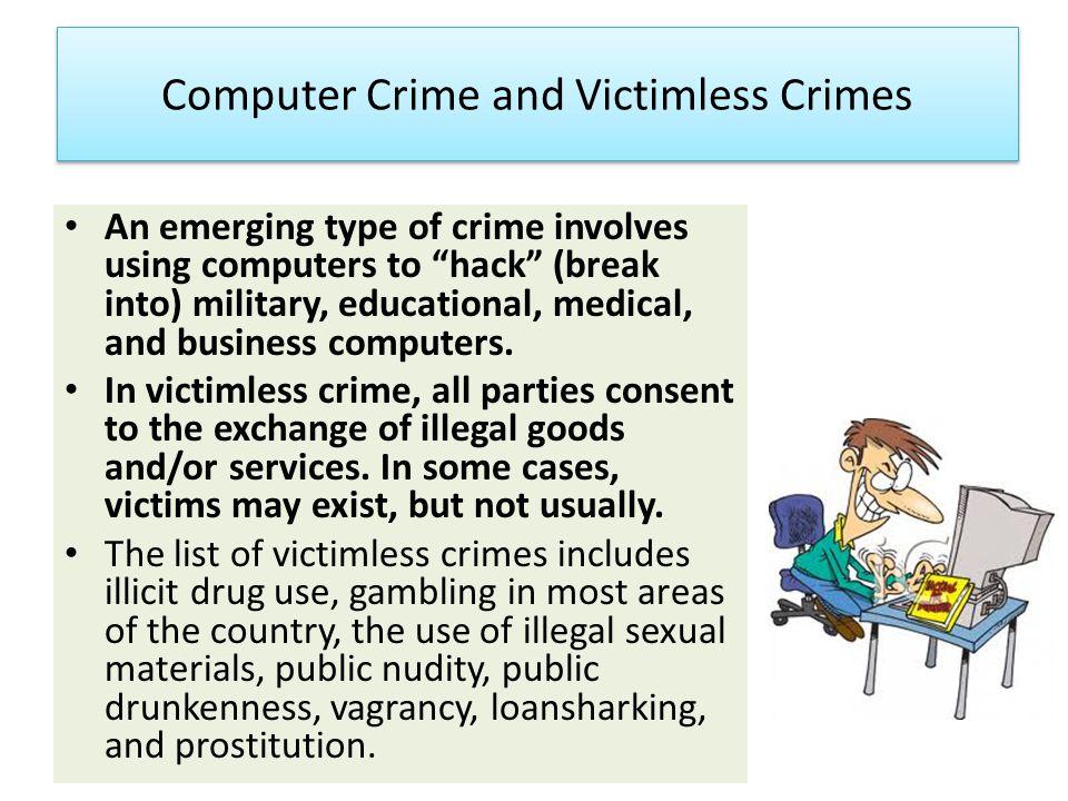 Is gambling a victimless crime vegas club casino las vegas