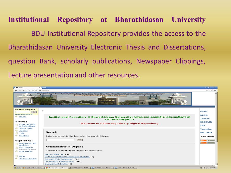 eth thesis repository The repository contains restricted access collections which are accessible only to the ntu community and require user authentication to view the full text theses & dissertations.