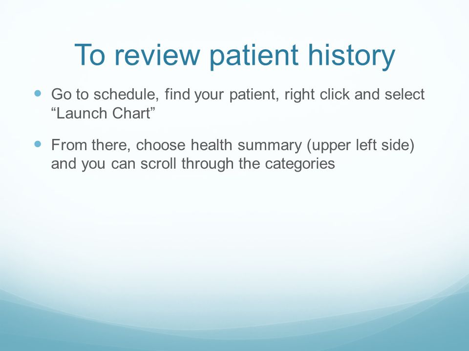 Medical Chart Review Work From Home: EMR Work Flow KNIGHTS Clinic at Grace Medical Home. - ppt download,Chart