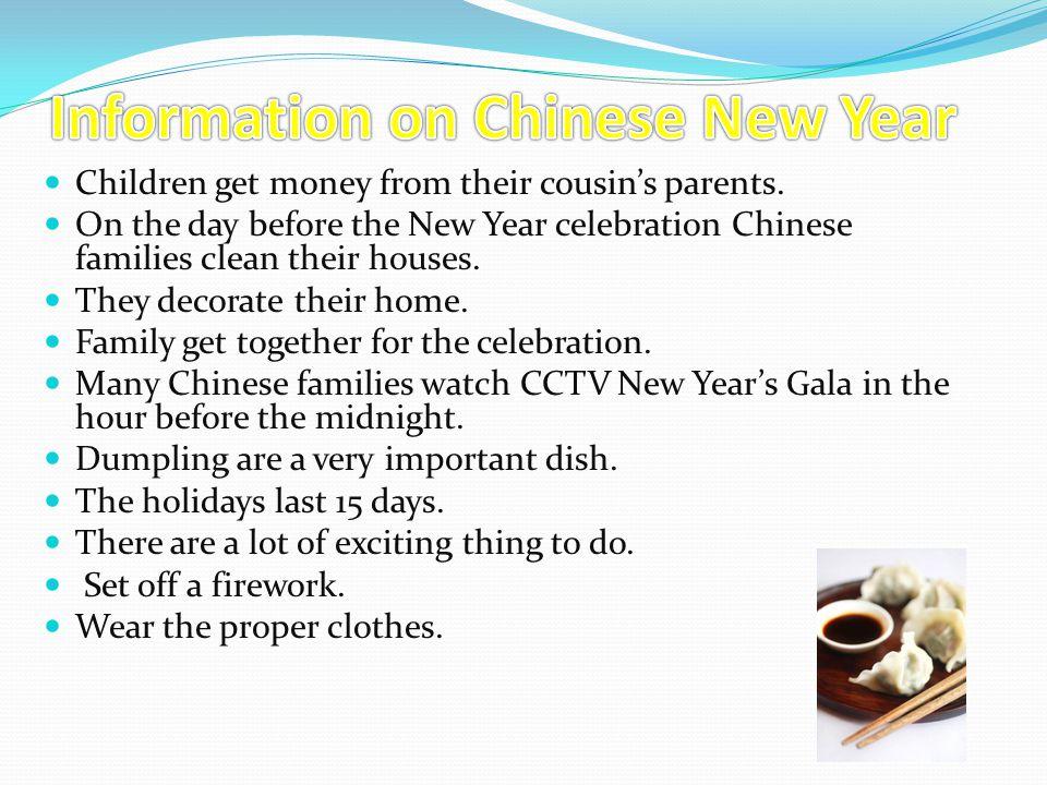 4 children - Chinese New Year 1997