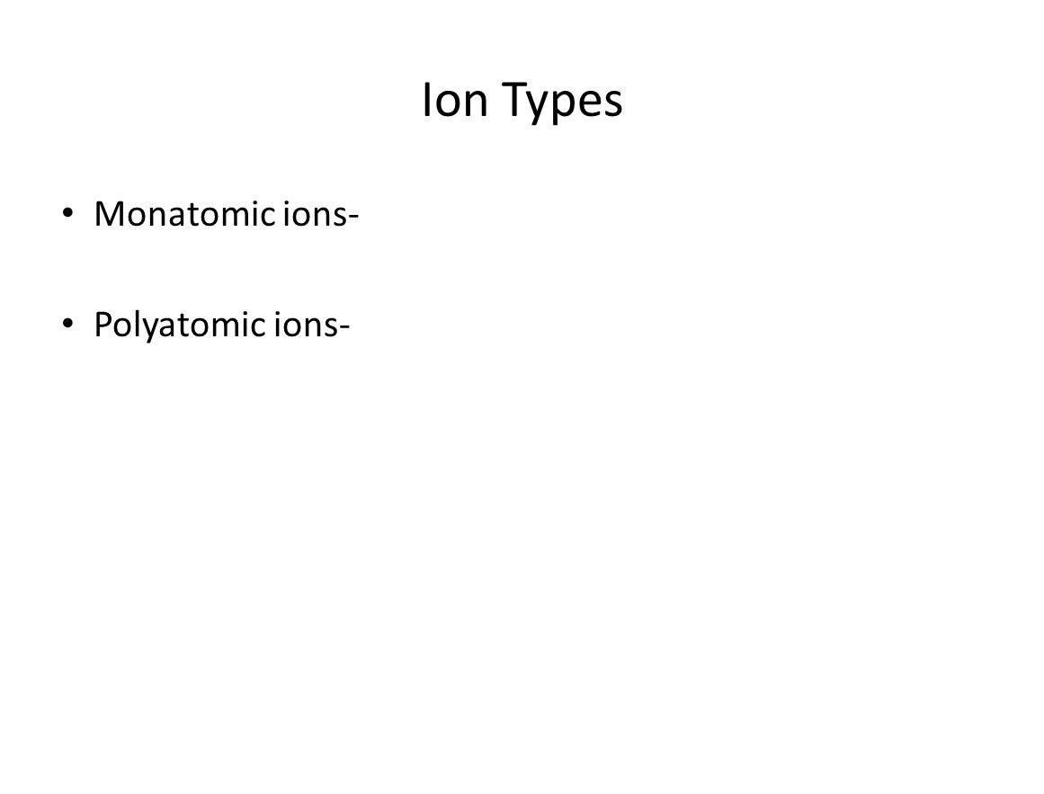 Ionic and Covalent Bonding Ionic Bonding Give and take electrons