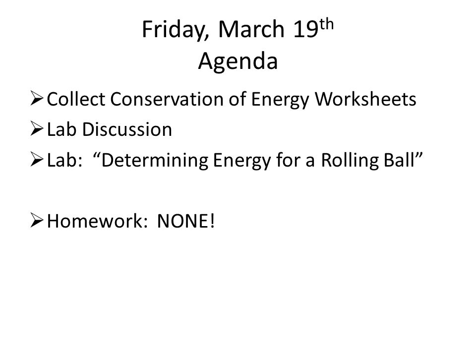 Worksheets Cstephenmurray Law Of Conservation Of Energy Worksheet Answers conservation of energy worksheet www irade co friday march th agenda collect agenda