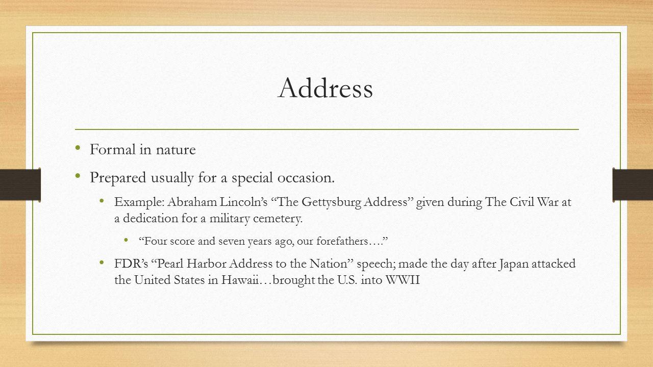 purpose of antithesis in gettysburg address