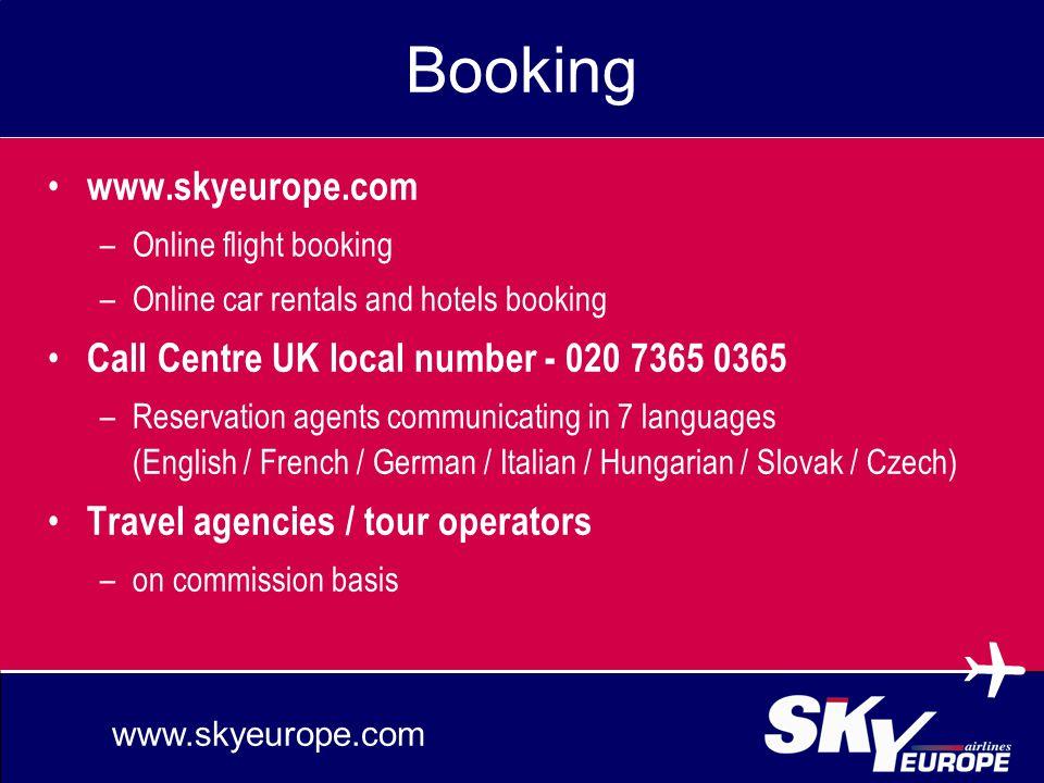 flight booking number