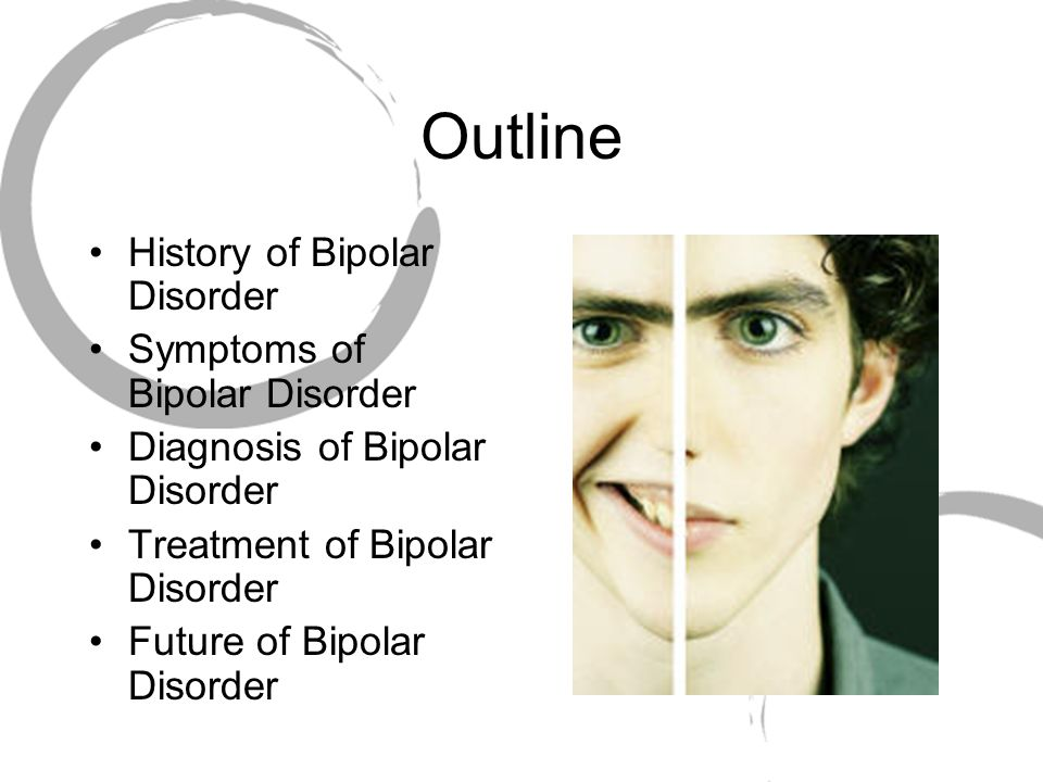 an essay on the bipolar affective disorder Understanding bipolar disorder understanding bipolar term bipolar affective disorder (affective means the disorder relates to mood or emotions) 4.