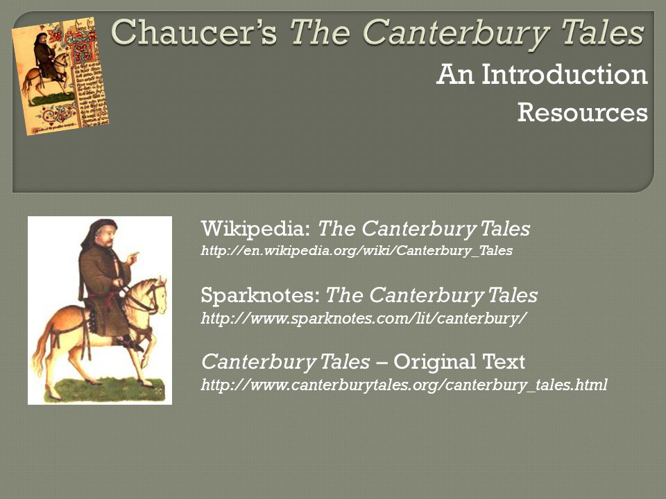 analysis friar chaucer s prologue canterbury tales Analysis of the general prologue of chaucer's the canterbury tales.