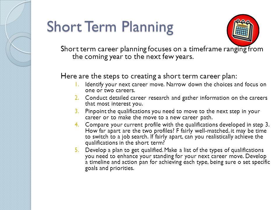 Career interest essay