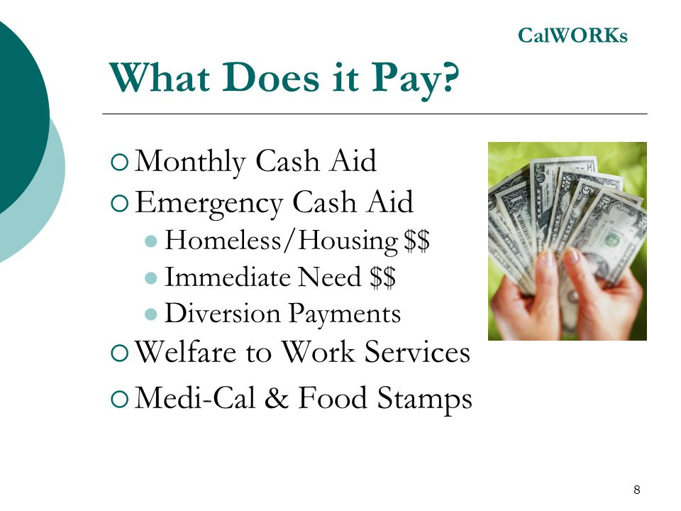 Self help centers public benefits crossover issues aoc conference 8 calworks what does it pay ccuart Image collections