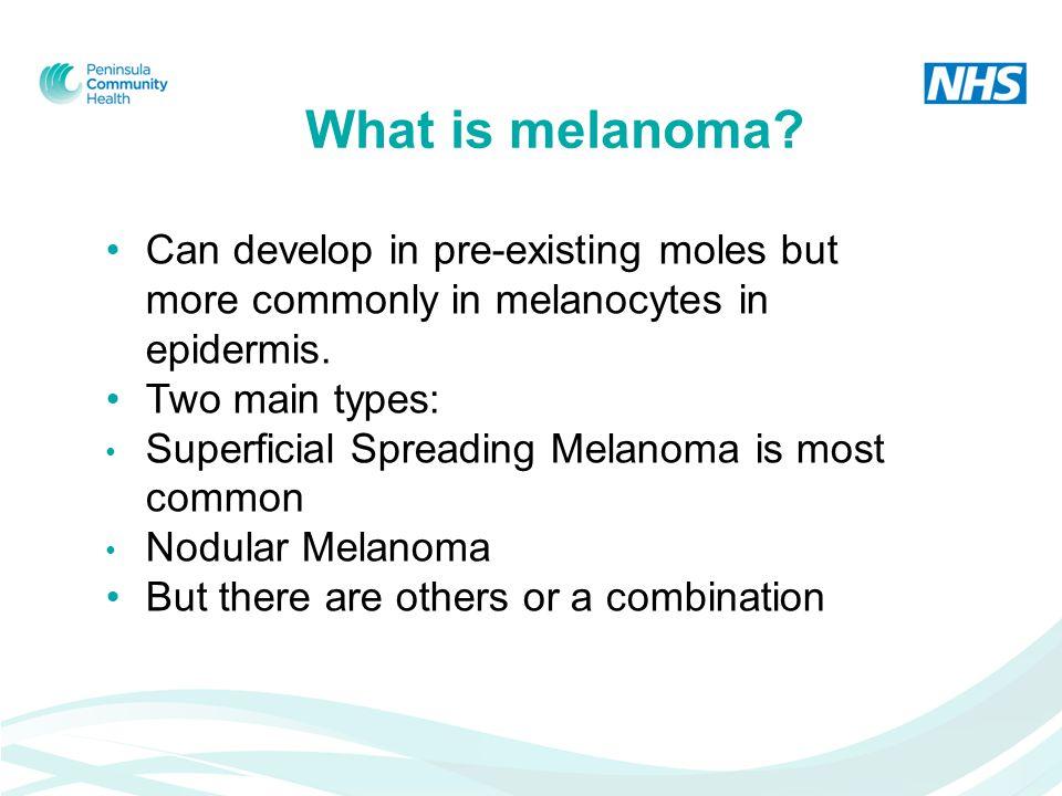 What is melanoma?