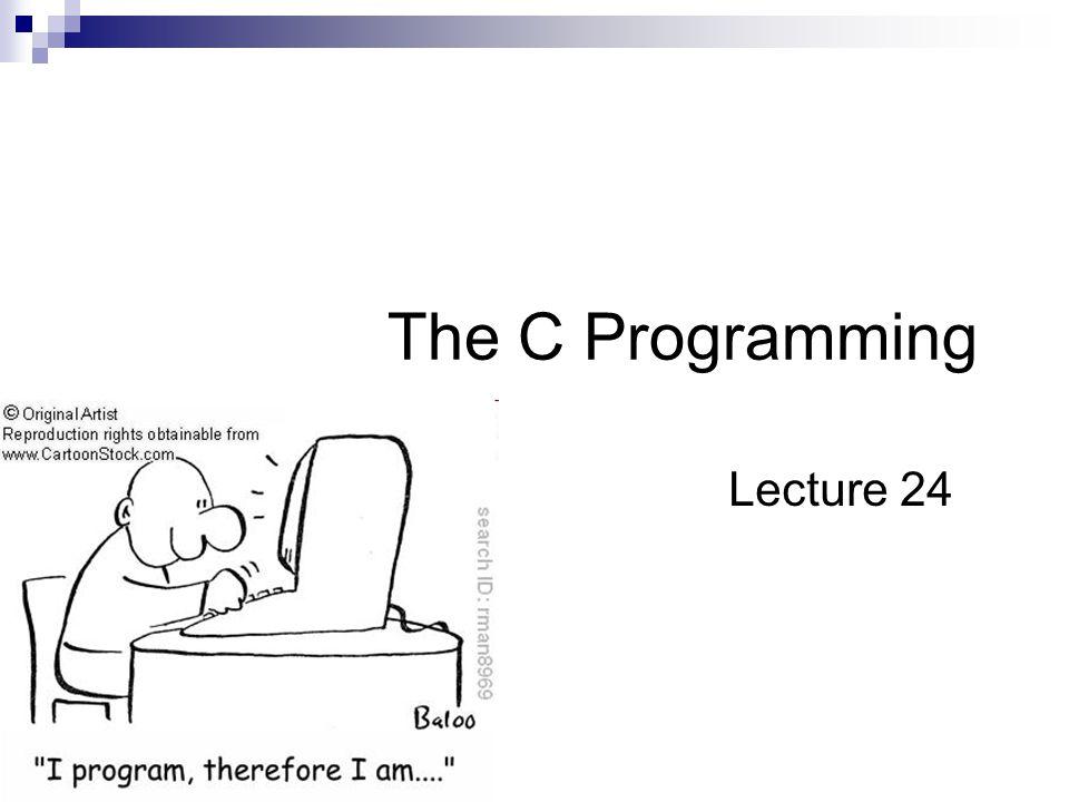 C Programming Problem?