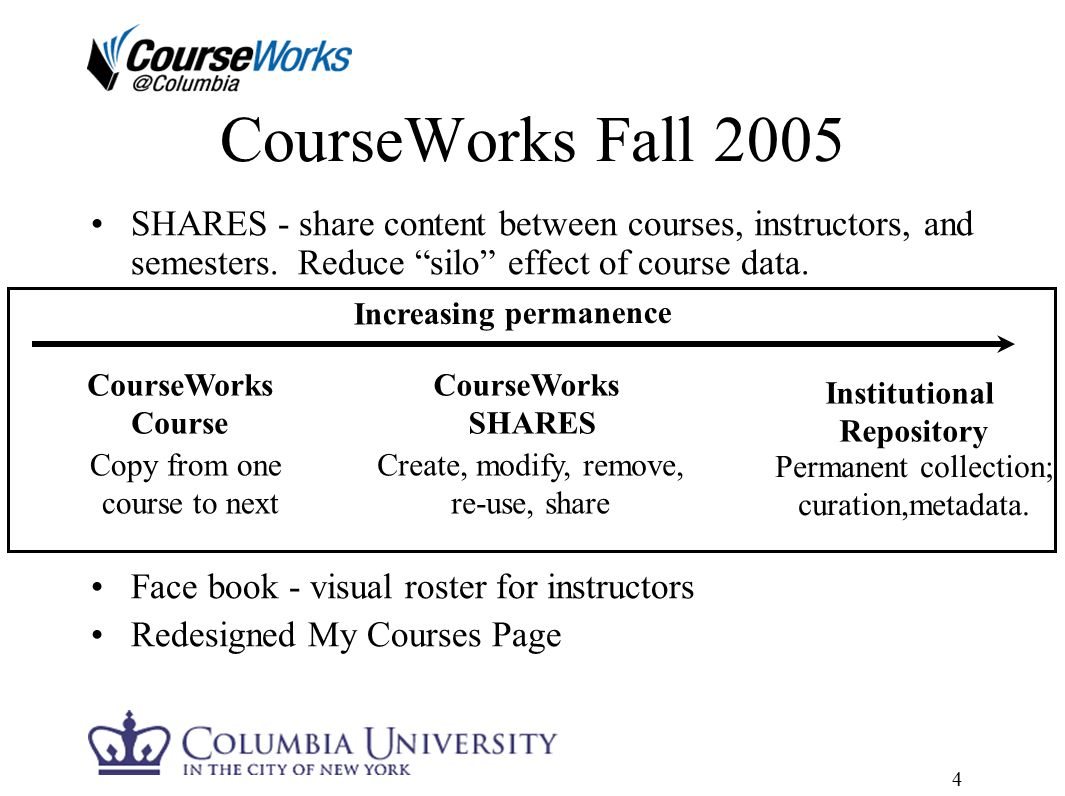 new courseworks columbia sakai Columbia university in the city of new york courseworks collaboration services also known as sakai, courseworks or project sites.