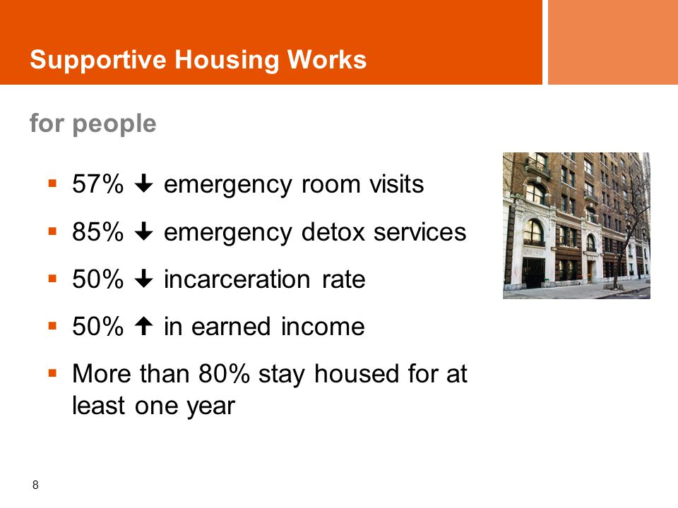 Building Up: Developing a Supportive Housing Project Alison Recca ...