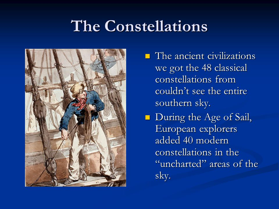 Lecture 3 the sky constellations star names and magnitudes the constellations the ancient civilizations we got the 48 classical constellations from couldnt see publicscrutiny Choice Image