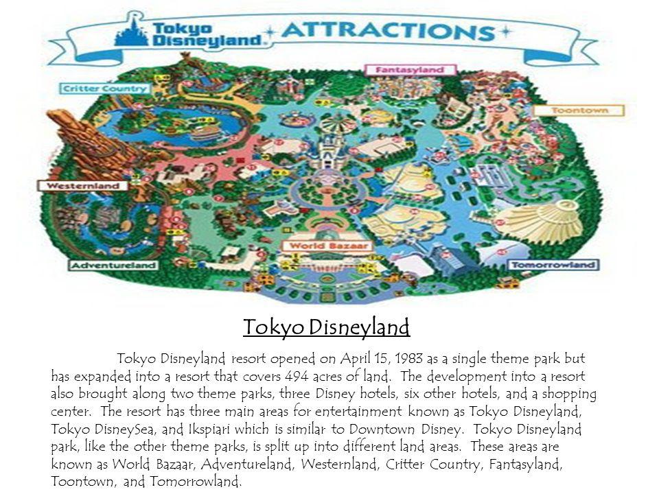 Map of disney theme parks around the world orlando florida 11 tokyo disneyland sciox Image collections