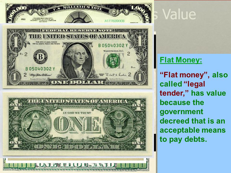 The coins, paper bills, or anything used as money in a society is called currency.