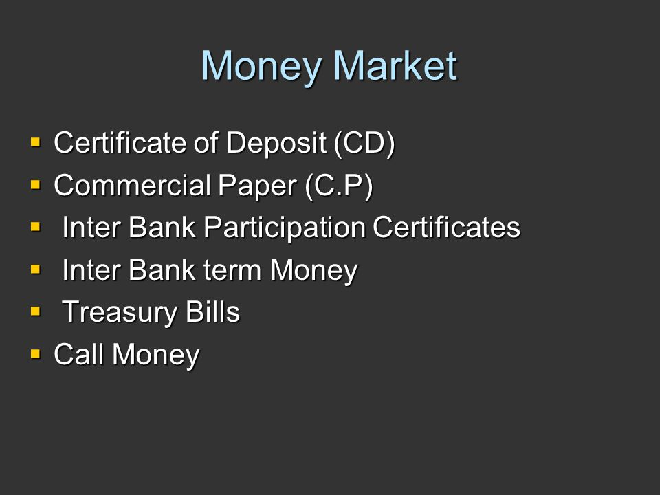 What do these investing terms mean - Discount Window, Commercial Paper, and LIBOR?