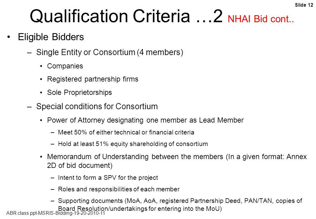 member finance nhai