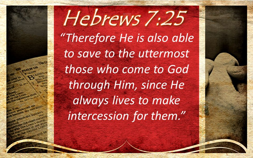 50  u201ctherefore he is also able to save to the uttermost     210  u2013 alone at eve 378  u2013 the solid rock opening prayer 157  u2013 at      rh   slideplayer