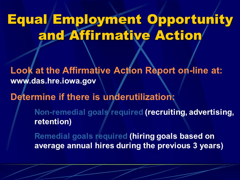 The targeted group of individuals with disabilities uses statewide labor force data to determine under-utilization.