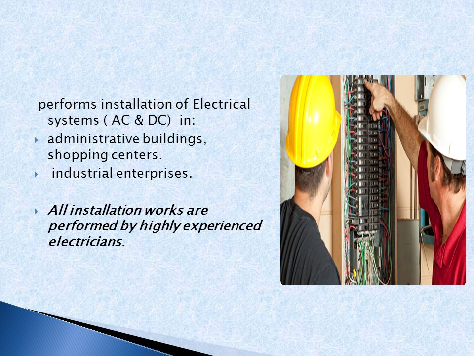  Solution  Design  Installation  Operation & maintenance