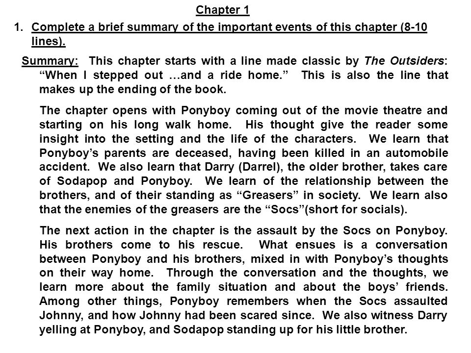 Compare and contrast the greasers and socs in the outsiders by s.e. hinton?