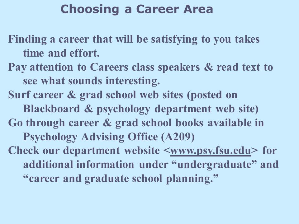 Finding jobs in psychology with 4 years of school?