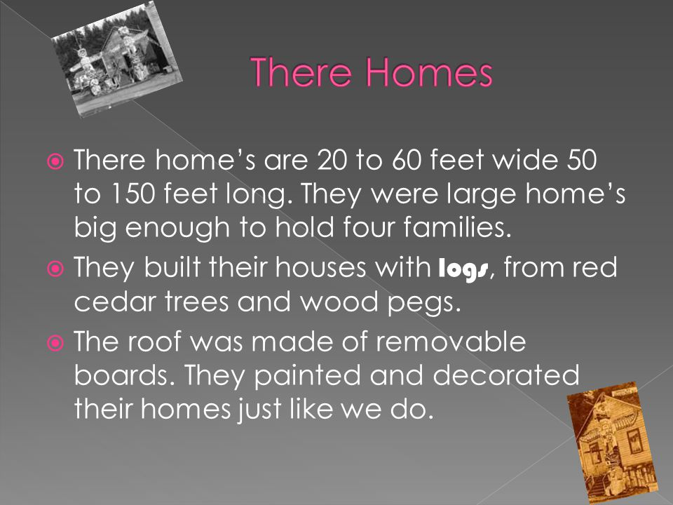  There home's are 20 to 60 feet wide 50 to 150 feet long.
