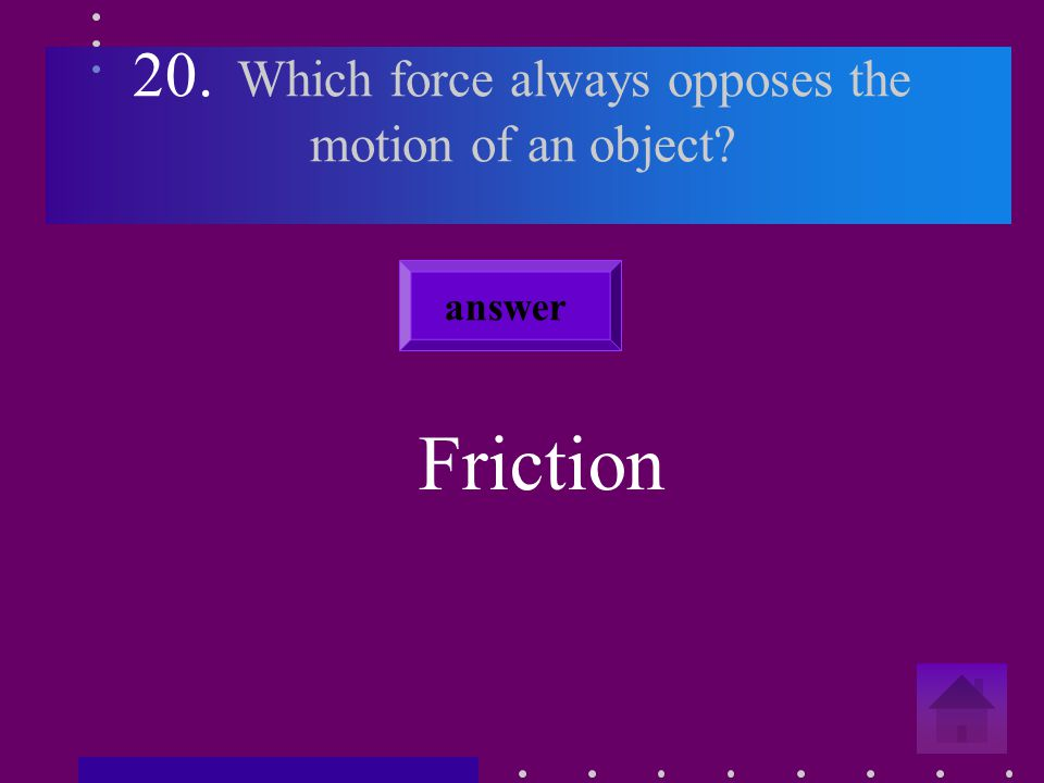 19. What is the difference between speed and velocity.