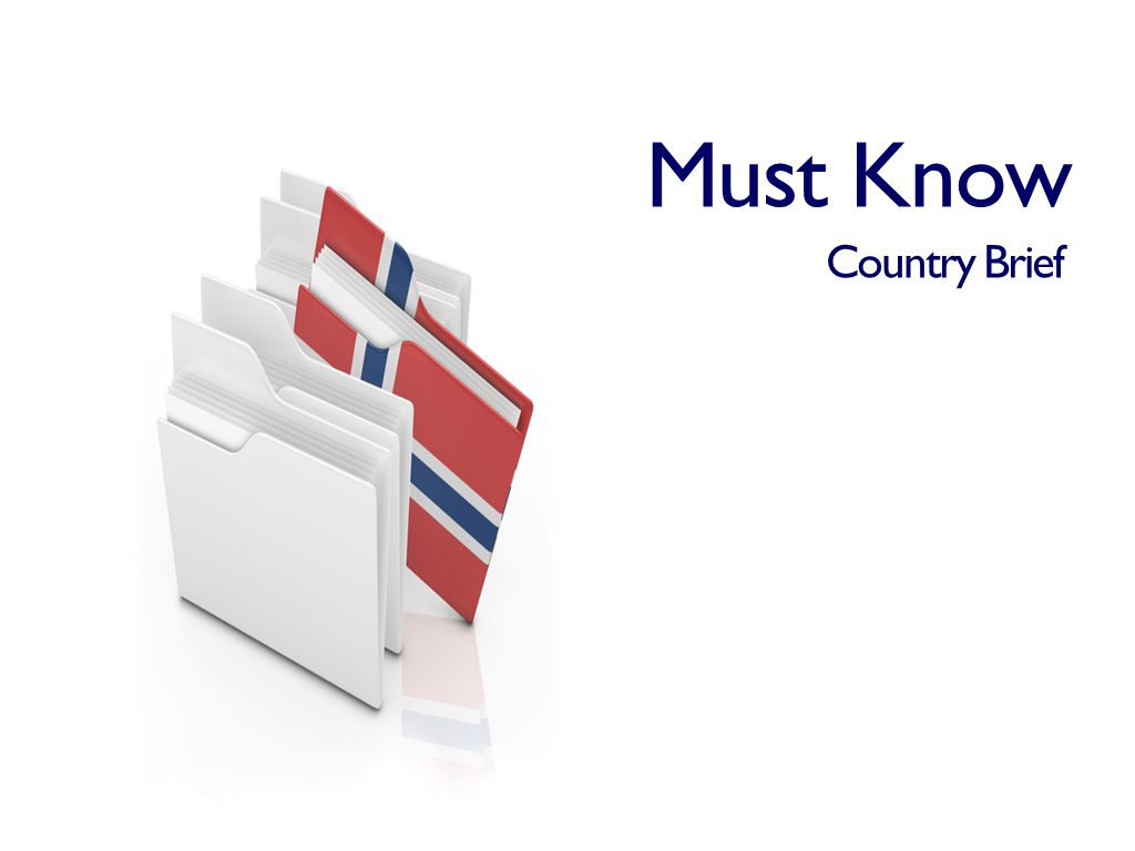 Must Know Country Brief