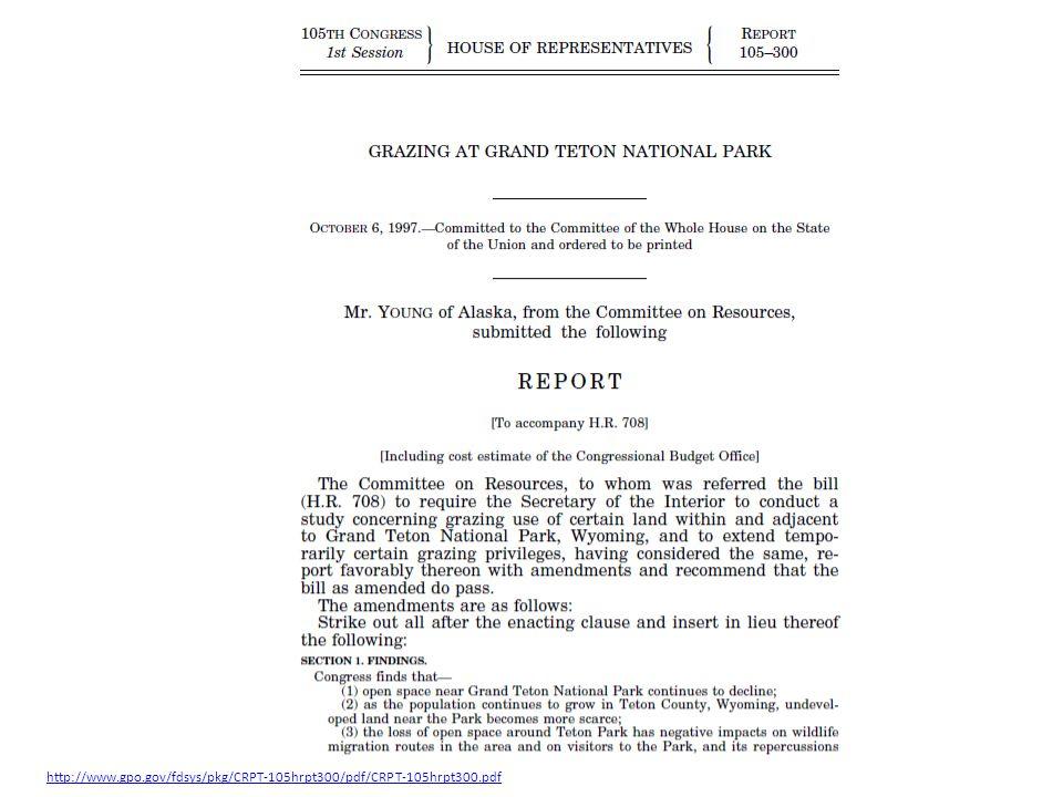 http://www.gpo.gov/fdsys/pkg/CRPT-105hrpt300/pdf/CRPT-105hrpt300.pdf
