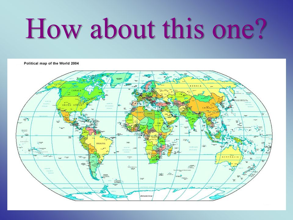 Basic Geography Skills Maps Flat Pictures Of Some Portion Of The - Basic map of the world