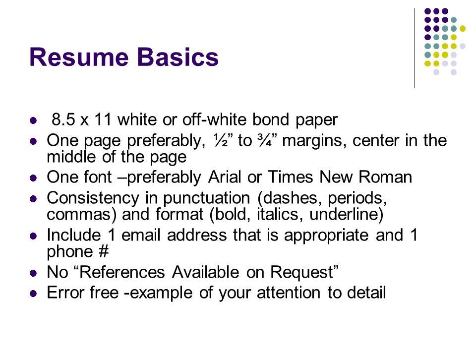 resume writing workshop upper merion summer ppt download