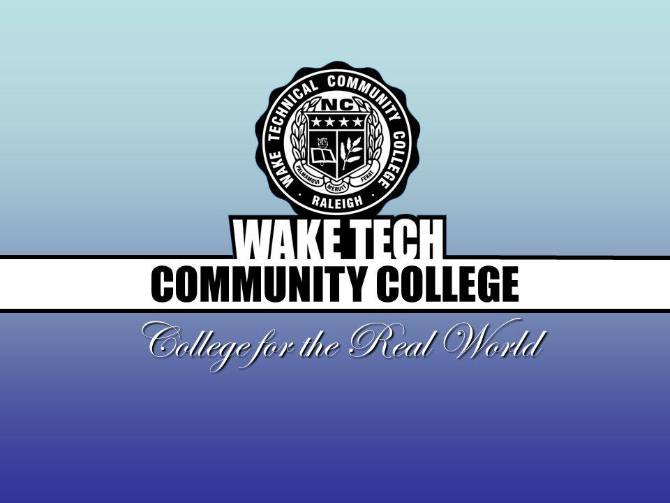 wake technical community college jobs