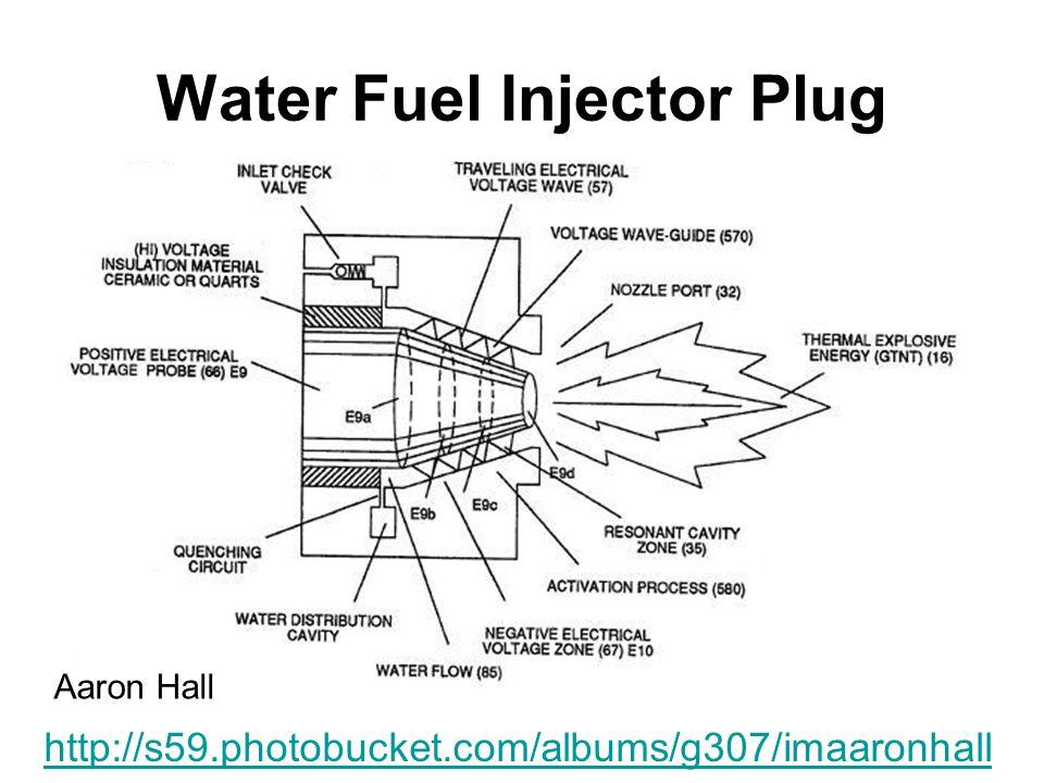 Water Fuel Injector Plug http://s59.photobucket.com/albums/g307/imaaronhall Aaron Hall