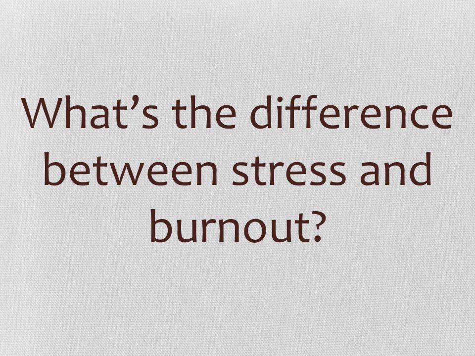 stress en burnout coaching