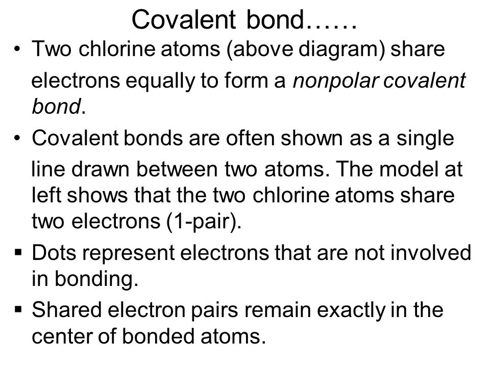 Compounds and molecules: Molecule is made of two or more atoms ...