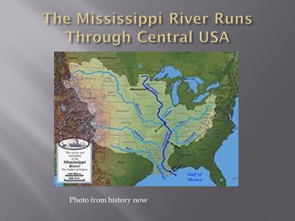 Cody Snyder Pd CD The Mississippi River Is One Of The - 2 largest rivers in the world