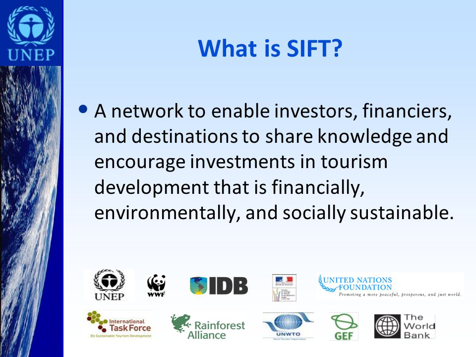 What is SIFT.