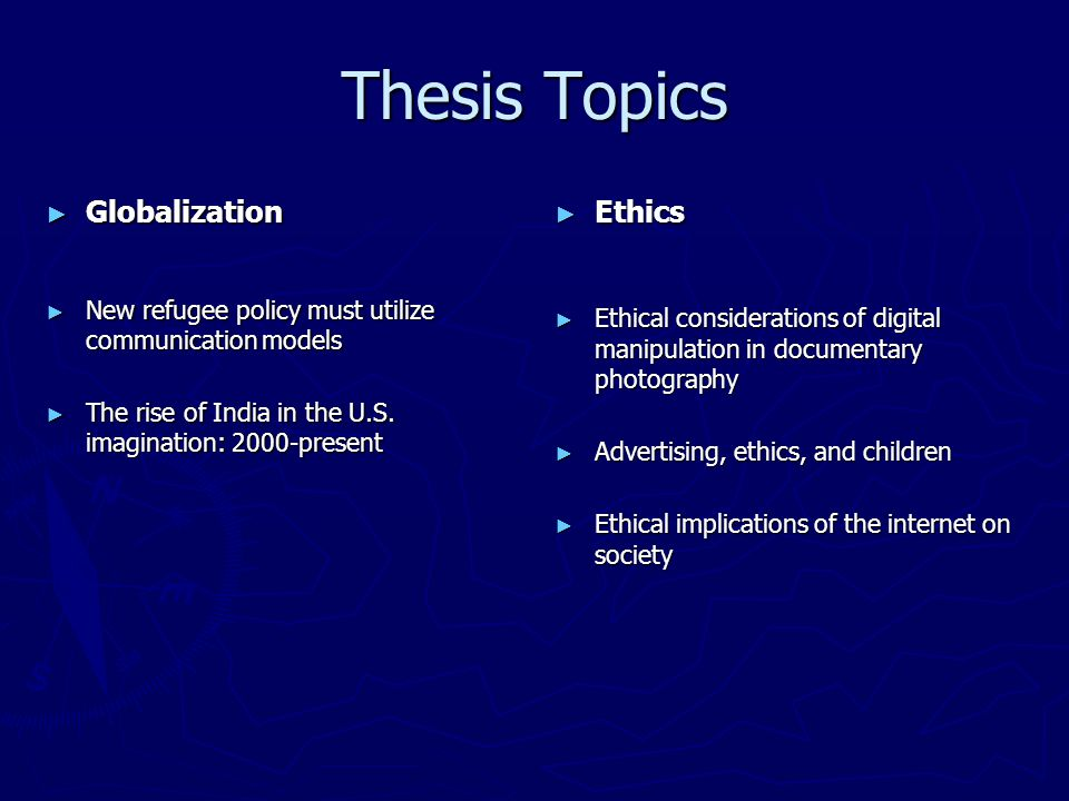 impact of globalization on ethics